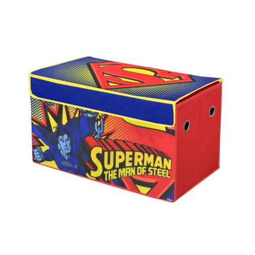 DC Comics Superman Collapsible Storage Trunk
