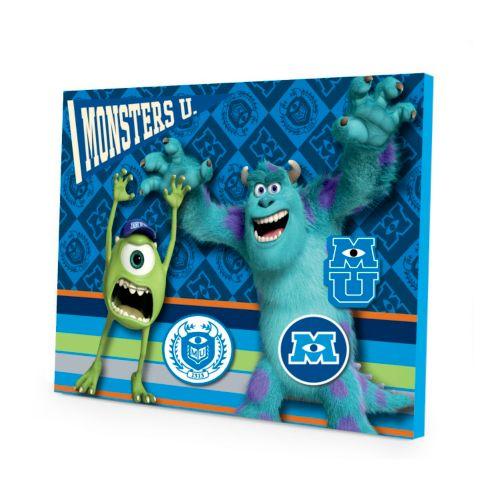 Disney / Pixar Monsters University Magnetic Wall Art