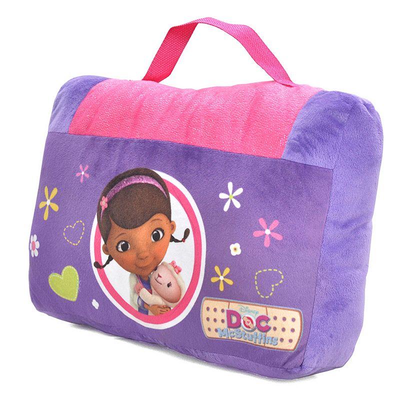 Disney Doc McStuffins Travel Pillow and Convertible Slumber Sack Set