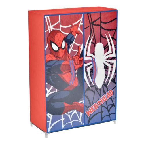 Marvel Spider-Man Collapsible Storage Wardrobe
