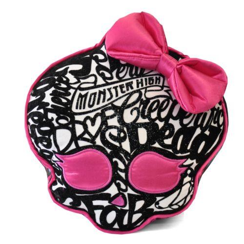 Monster High Skullette Pillow