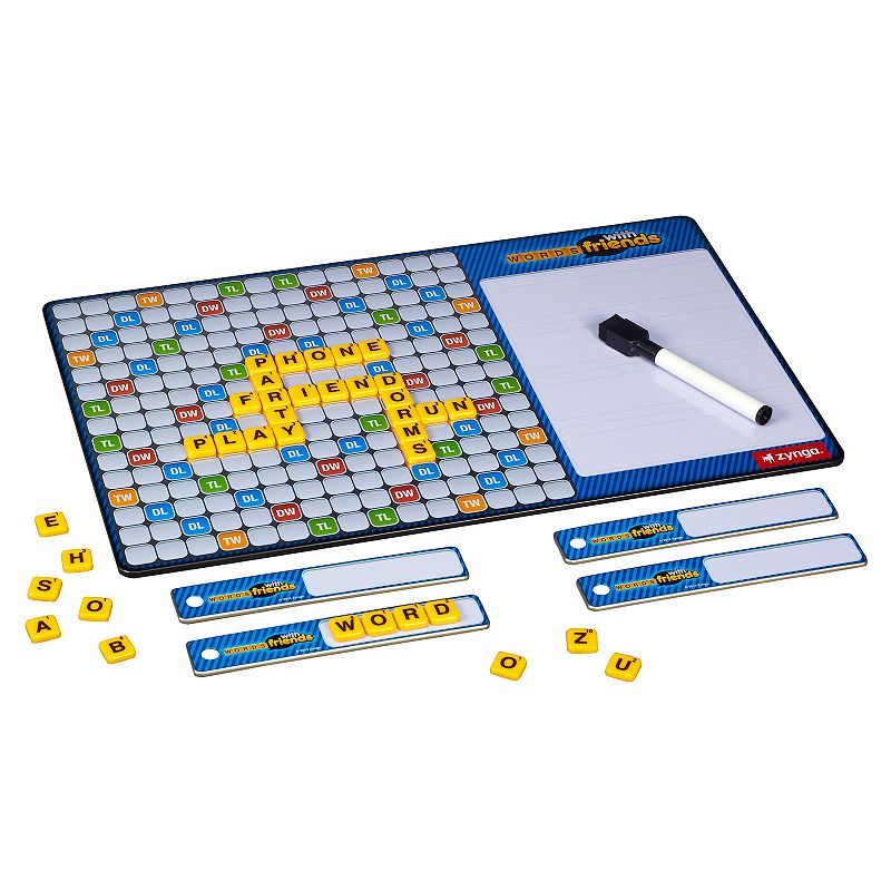 Words With Friends Magnetic Game and Message Board by Hasbro