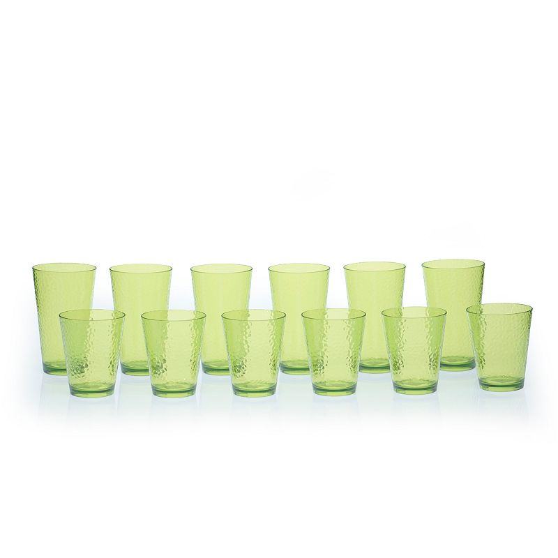 Certified International 12-pc. Drinkware Set