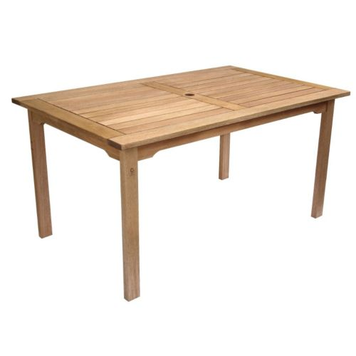 Amazonia Milano Rectangular Outdoor Dining Table