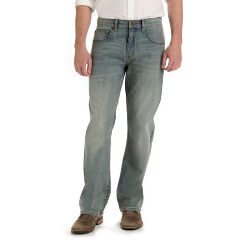 Lee Modern Series Relaxed Bootcut Jeans - Men