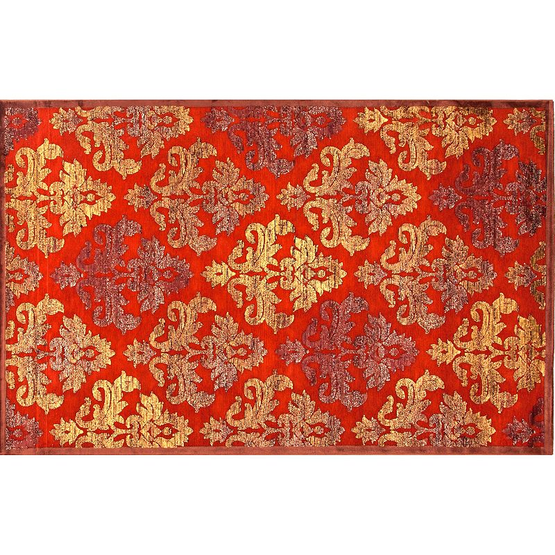 Jaipur Fables Majestic Floral Rug - 2' x 3'