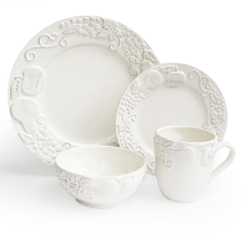 American Atelier Frutta 16-pc. Dinnerware Set
