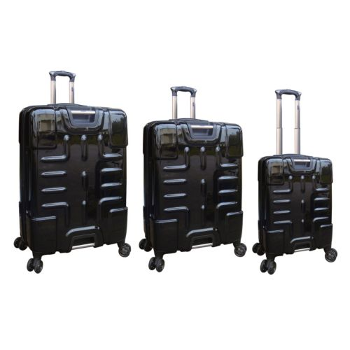 Ford F-150 3-Piece Hardside Spinner Luggage Set