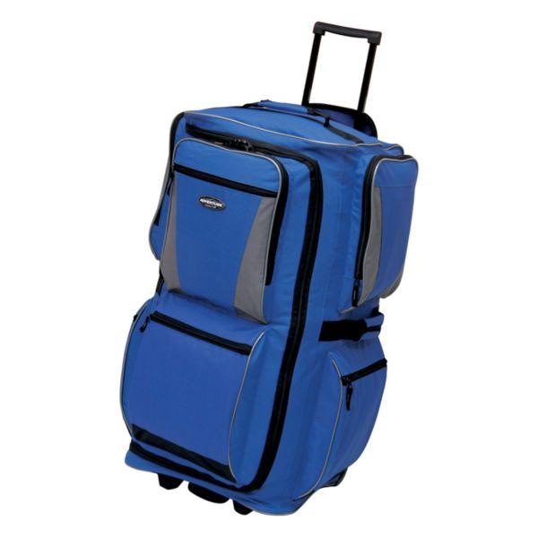 Travelers Club 29-in. 6-Pocket Wheeled Duffel Bag