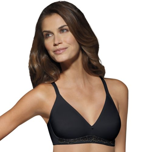 Bali Bra: Passion For Comfort Shaping Wire-Free Bra 3430