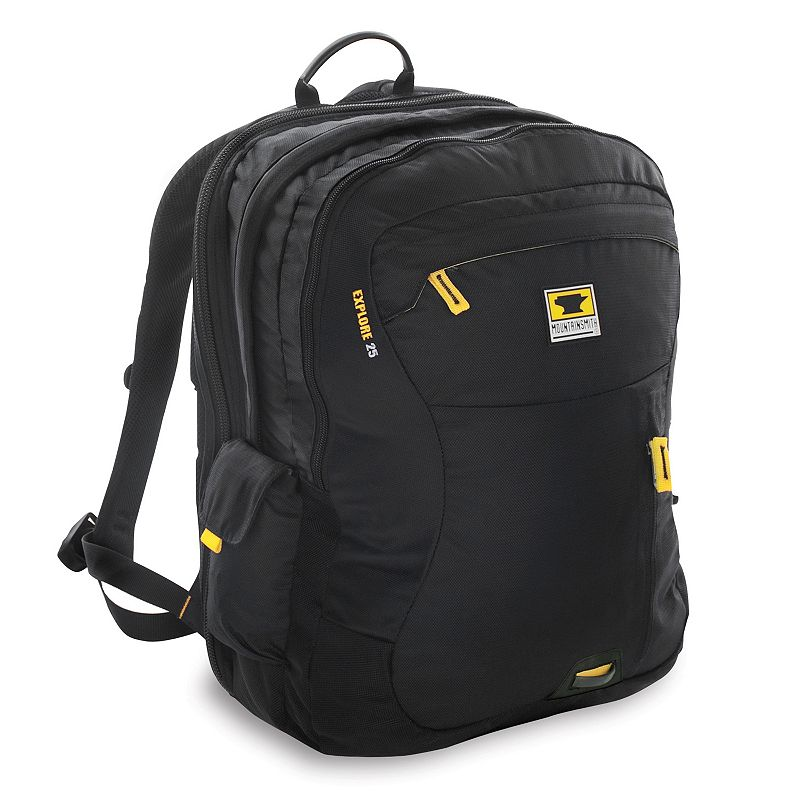 Mountainsmith Explore Black 17-Inch Laptop Backpack