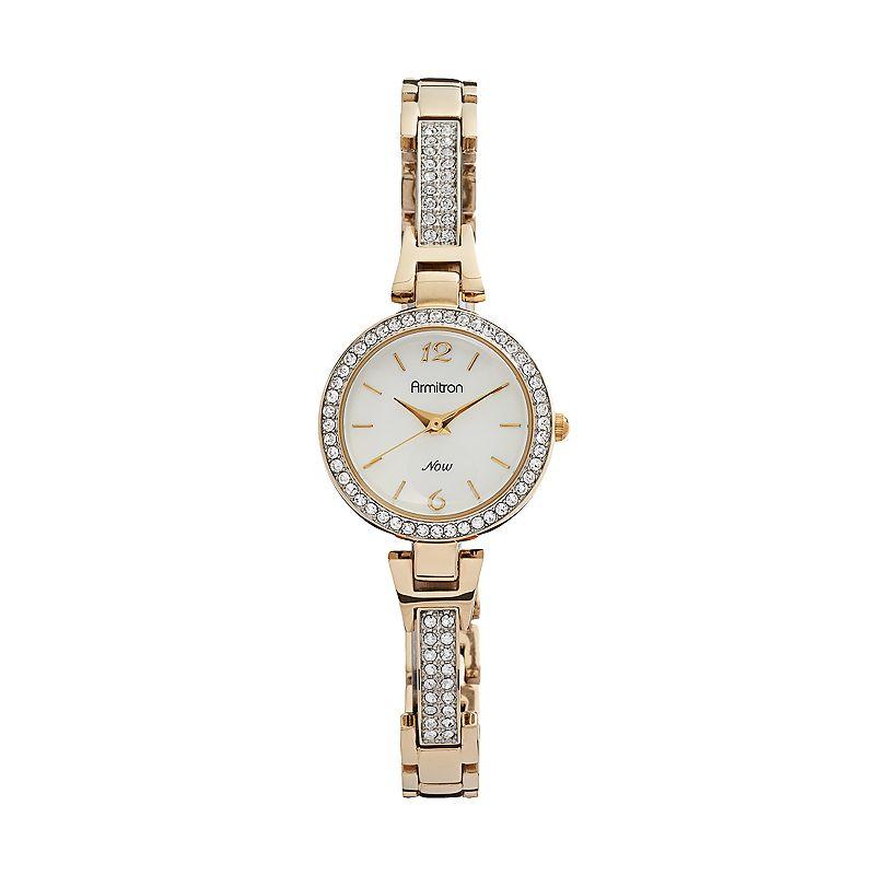 Armitron Women's NOW Crystal Watch