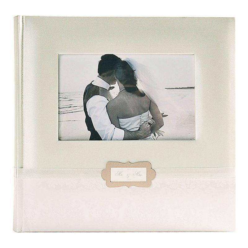"Burnes Bliss Our Wedding ""mr. & Mrs."" Photo Album ()"