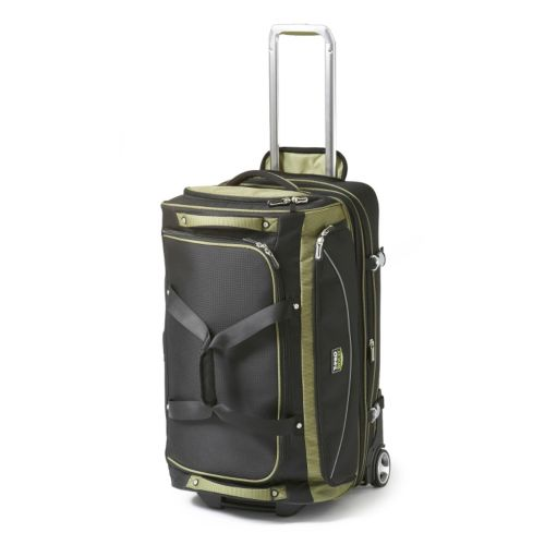 Travelpro Bold 26-Inch Drop-Bottom Wheeled Duffel Bag