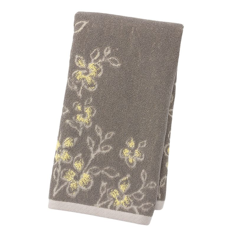 Spring Garden Floral Hand Towel