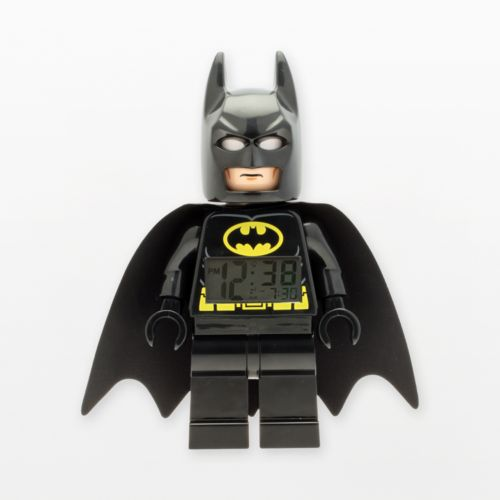DC Universe Super Heroes Batman Minifigure Clock by LEGO - 9005718 - Kids