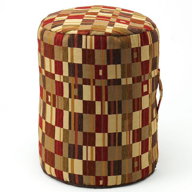 Merrifield Tall Pouf