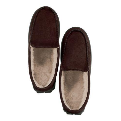 Conair Men's Massaging Slippers