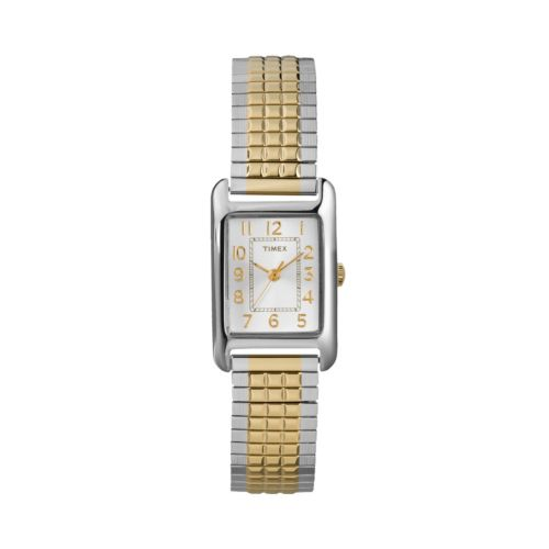 Timex Women's Modern Mini Two Tone Expansion Watch - T2P305