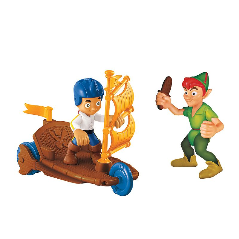 Disney Jake and the Never Land Pirates Sailing Adventure Playset by Fisher-Price