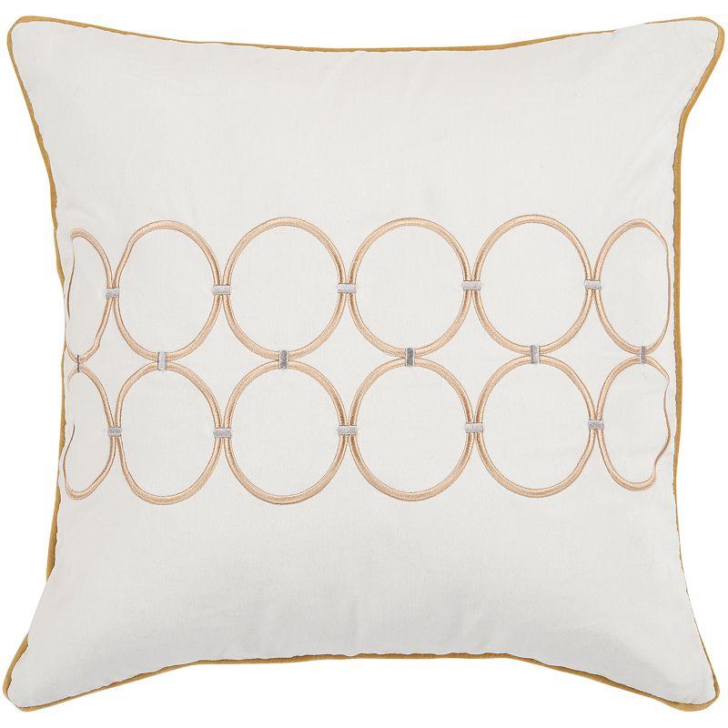 Decor 140 Grandcour Decorative Pillow - 18'' x 18''