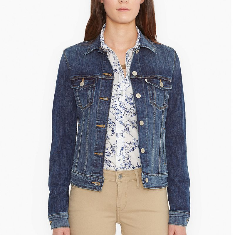Women's Levi's Classic Denim Jacket