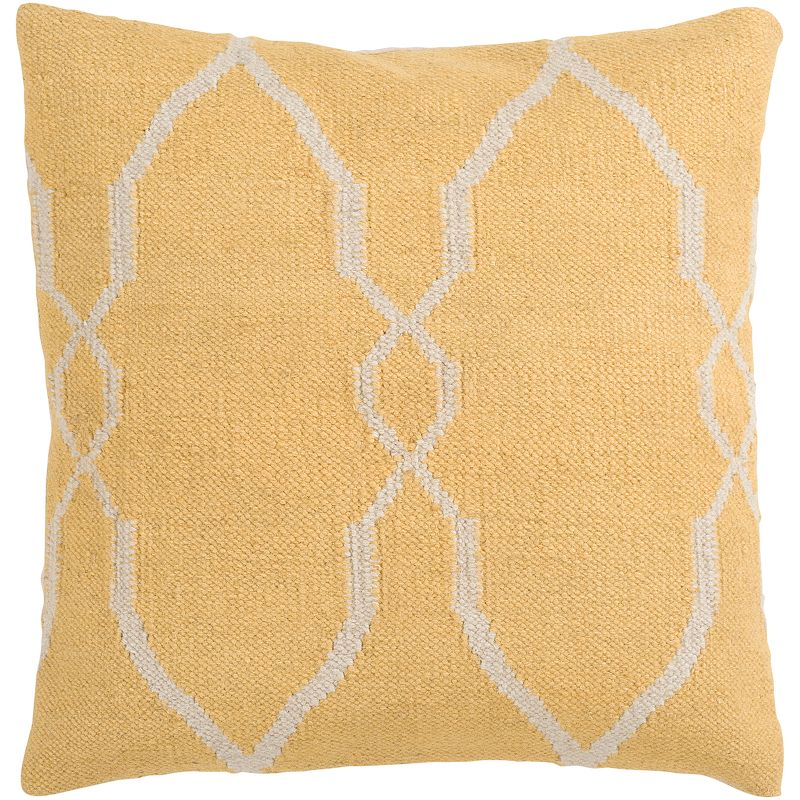 Artisan Weaver Leuk Decorative Pillow - 22'' x 22''