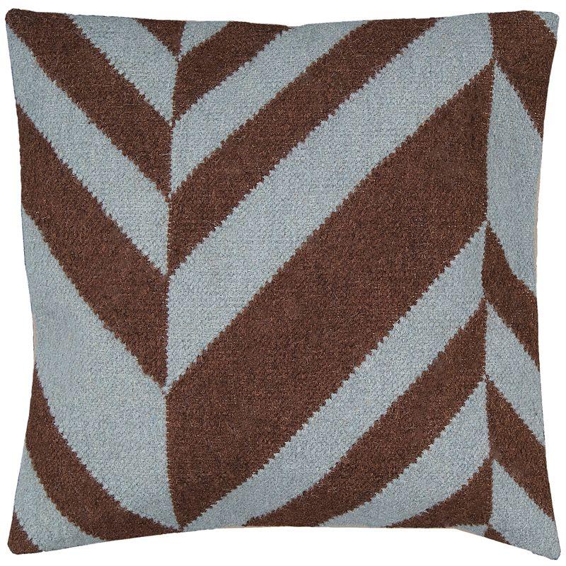 Artisan Weaver Lyss Decorative Pillow - 18'' x 18''