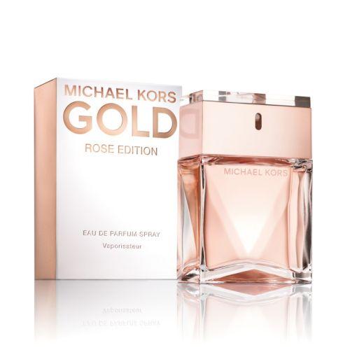 Michael Kors Rose Gold Women's Perfume