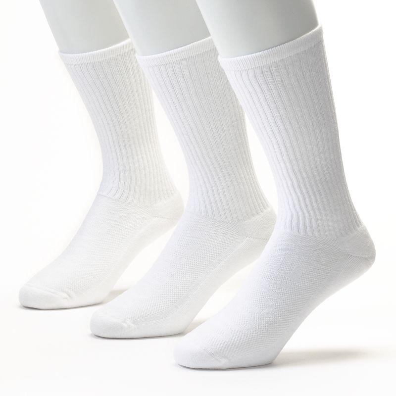 Men's Jockey 3-pk. Sport Performance Crew Socks