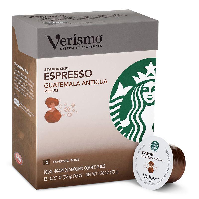 Starbucks Verismo Espresso Guatemala Antigua Pods - 12-pk.