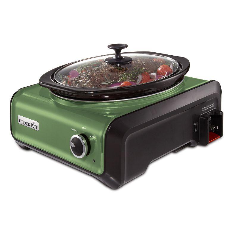 Crock-Pot 3.5-qt. Hook Up Connectable Entertaining System