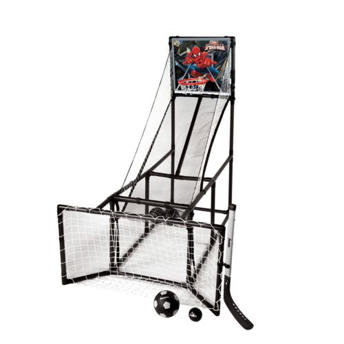 Marvel Spider-Man 3-in-1 Sports Arcade by Franklin