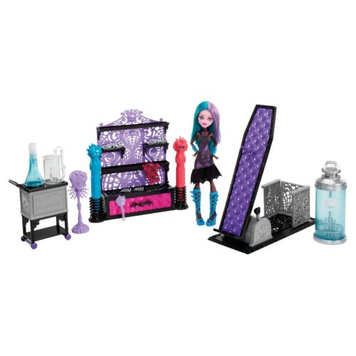 Monster High Create-A-Monster Color Me Creepy Design Chamber by Mattel