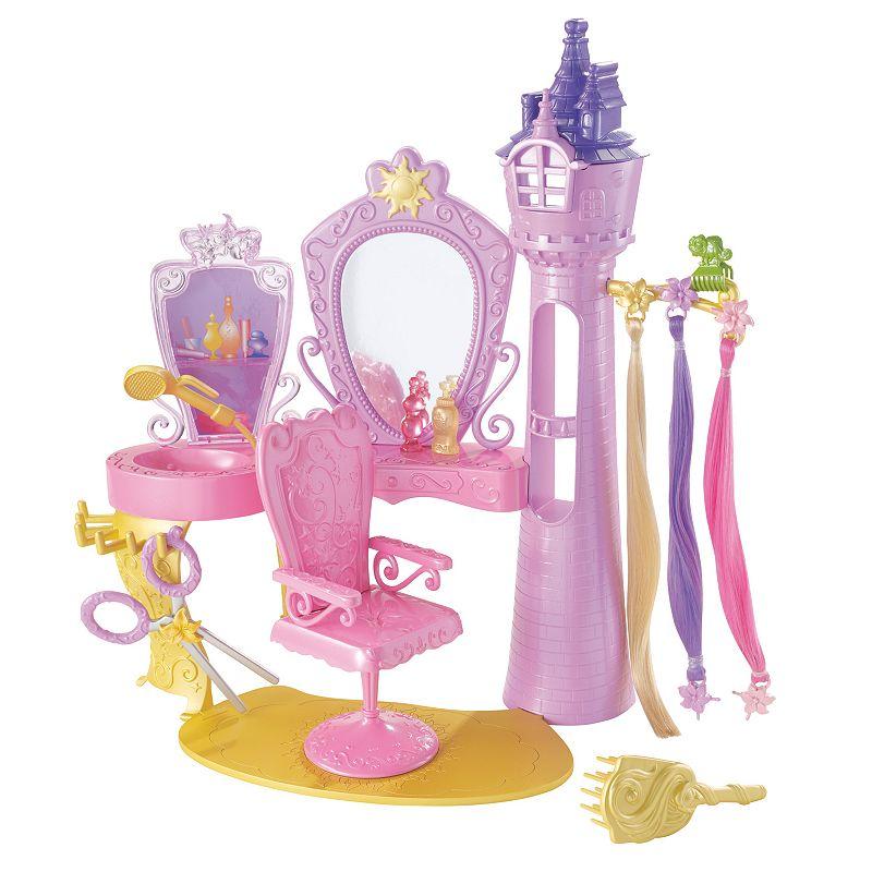 Disney Princess Rapunzel's Hair Salon by Mattel