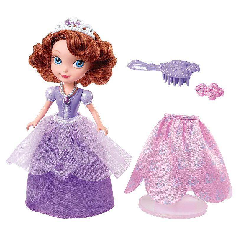 Disney Sofia the First Curtsy Doll by Mattel