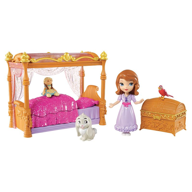 Disney 6-pc. Sofia the First and Royal Bed Set by Mattel