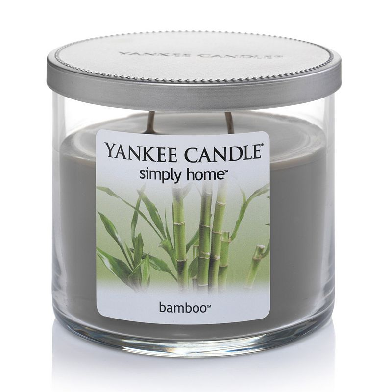 Yankee Candle simply home 10-oz. Bamboo Jar Candle