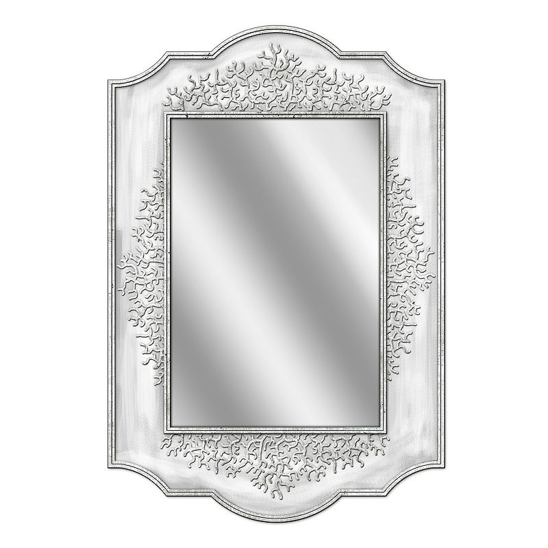 Coral Luxe Wall Mirror