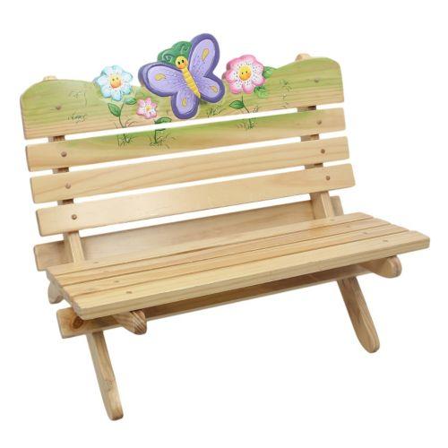 Teamson Kids Magic Garden Bench