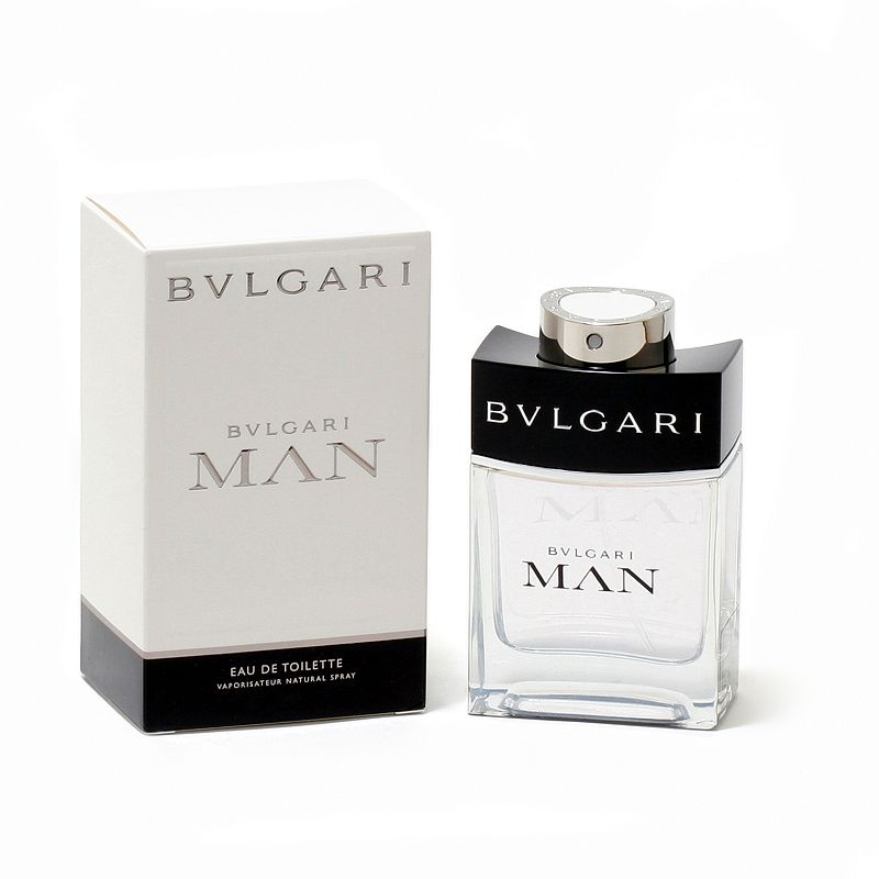 Bvlgari Man by Bvlgari Men's Cologne
