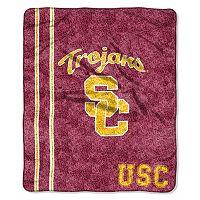 USC Trojans Sherpa Blanket