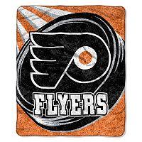 Philadelphia Flyers Sherpa Blanket