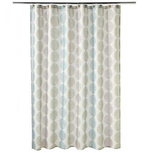 Zen Fabric Shower Curtain
