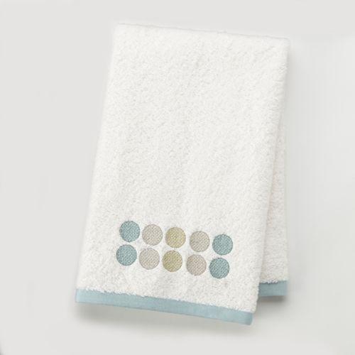 Zen Embroidered Hand Towel