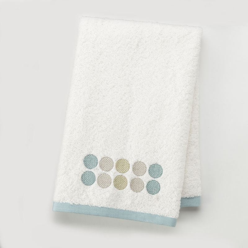 Zen Embroidered Hand Towel