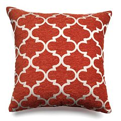 Click here to buy Spencer Home Decor Club Lattice Throw Pillow.