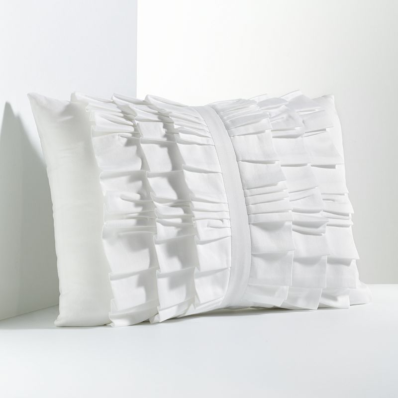 Kohls White Throw Pillows : White Decorative Pillow Kohl s