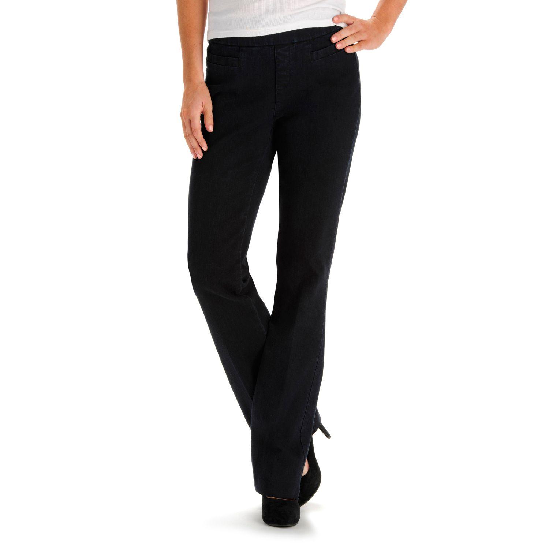Black petite dress pants