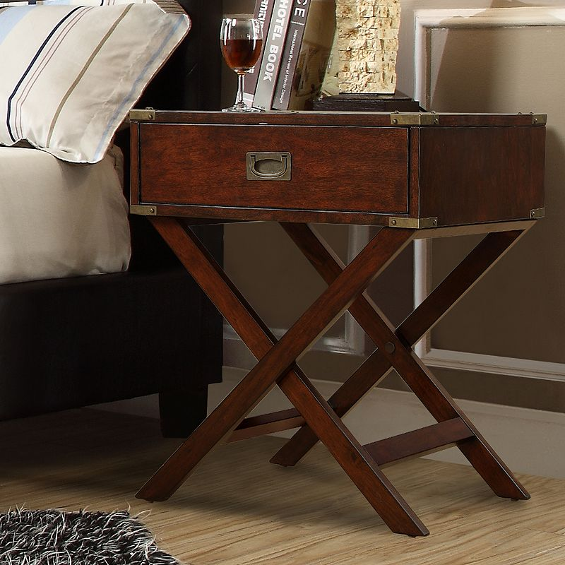 HomeVance Morgan Accent Table